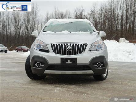 2015 Buick Encore Convenience (Stk: 19-517A) in Brockville - Image 2 of 27