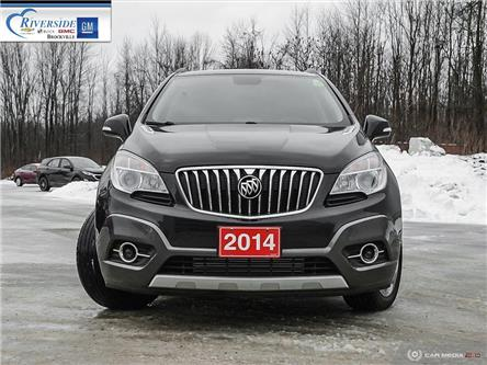 2014 Buick Encore Convenience (Stk: 19-156A) in Brockville - Image 2 of 27