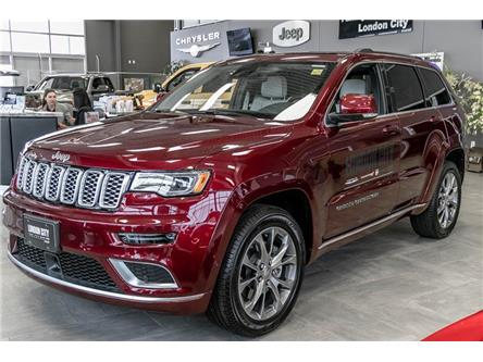 2020 Jeep Grand Cherokee Summit (Stk: LC2156) in London - Image 1 of 11