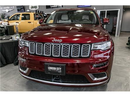 2020 Jeep Grand Cherokee Summit (Stk: LC2156) in London - Image 2 of 11