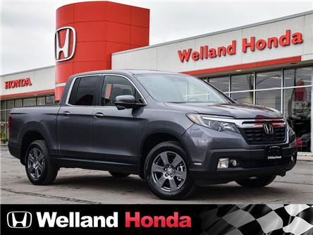 2020 Honda Ridgeline EX-L (Stk: N20079) in Welland - Image 1 of 27
