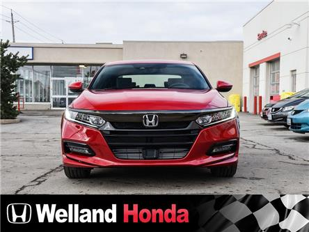 2020 Honda Accord Sport 1.5T (Stk: N20088) in Welland - Image 2 of 24
