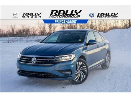 2019 Volkswagen Jetta 1.4 TSI Execline (Stk: 1944A) in Prince Albert - Image 1 of 11