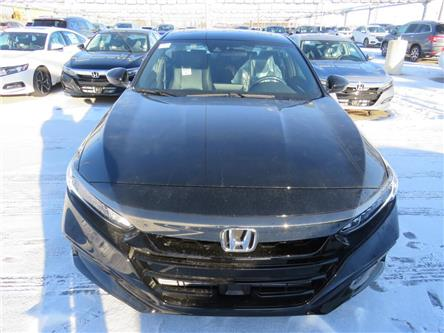 2020 Honda Accord Sport 1.5T (Stk: 200043) in Airdrie - Image 2 of 8