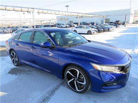 2020 Honda Accord Sport 1.5T (Stk: 200032) in Airdrie - Image 1 of 8
