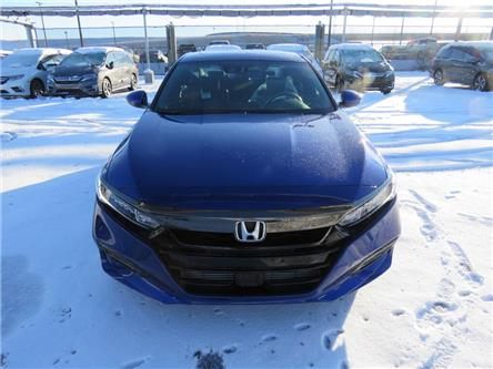 2020 Honda Accord Sport 1.5T (Stk: 200049) in Airdrie - Image 2 of 8