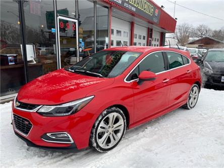 2018 Chevrolet Cruze Premier Auto (Stk: DE19151) in Ottawa - Image 2 of 11