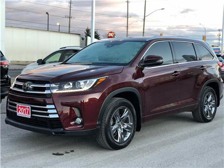 2017 Toyota Highlander Limited (Stk: TW085A) in Cobourg - Image 1 of 25