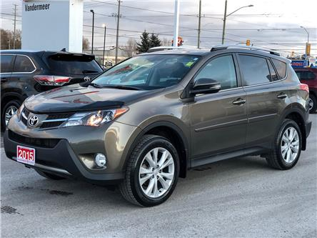 2015 Toyota RAV4 Limited (Stk: TW063A) in Cobourg - Image 1 of 25