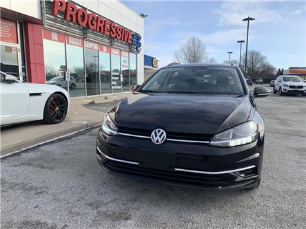 2019 Volkswagen Golf SportWagen 1.8 TSI Comfortline (Stk: KM502082) in Sarnia - Image 2 of 23
