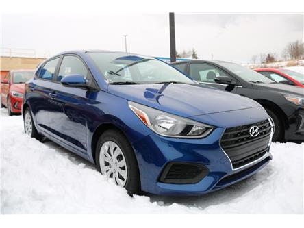 2020 Hyundai Accent Essential w/Comfort Package (Stk: 01364) in Saint John - Image 1 of 2