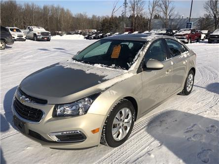 2015 Chevrolet Cruze 1LT (Stk: 29485) in Owen Sound - Image 1 of 16