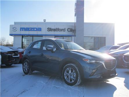 2020 Mazda CX-3 GS (Stk: 20025) in Stratford - Image 1 of 13