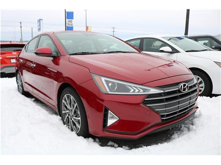 2020 Hyundai Elantra Luxury (Stk: 02117) in Saint John - Image 1 of 2