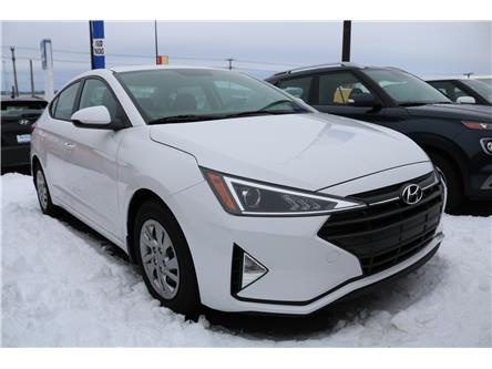 2020 Hyundai Elantra ESSENTIAL (Stk: 02469) in Saint John - Image 1 of 2