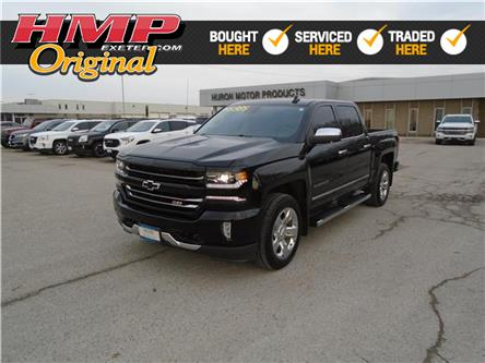 2018 Chevrolet Silverado 1500 2LZ (Stk: 79278) in Exeter - Image 1 of 29