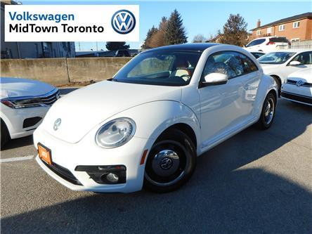 2017 Volkswagen Beetle  (Stk: P7403) in Toronto - Image 1 of 21