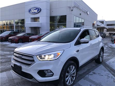 2018 Ford Escape Titanium (Stk: OP2006) in Vancouver - Image 1 of 22