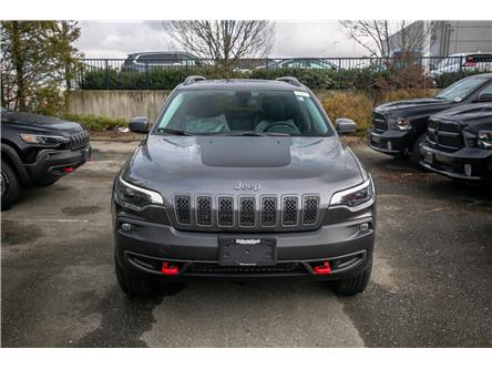 2020 Jeep Cherokee Trailhawk (Stk: L557331) in Abbotsford - Image 2 of 26