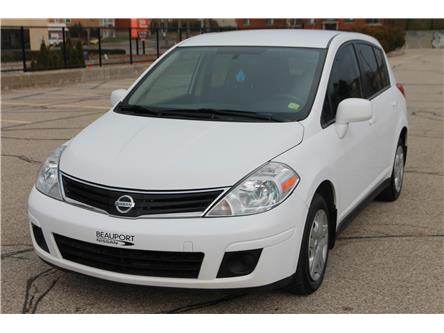 2011 Nissan Versa 1.8S (Stk: 1910485) in Waterloo - Image 1 of 18