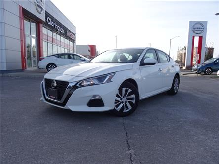 2019 Nissan Altima 2.5 S (Stk: KN316450) in Bowmanville - Image 1 of 27