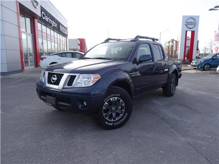 2019 Nissan Frontier PRO-4X (Stk: KN786098) in Bowmanville - Image 1 of 31