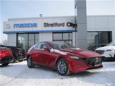 2020 Mazda Mazda3 Sport GX (Stk: 20021) in Stratford - Image 1 of 13