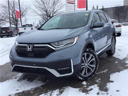 2020 Honda CR-V Touring (Stk: 20474) in Barrie - Image 1 of 26