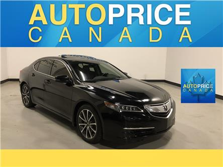 2015 Acura TLX Tech (Stk: W0837) in Mississauga - Image 1 of 30