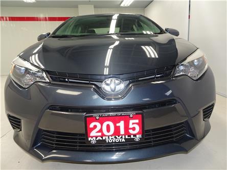 2015 Toyota Corolla LE (Stk: 36999U) in Markham - Image 2 of 21