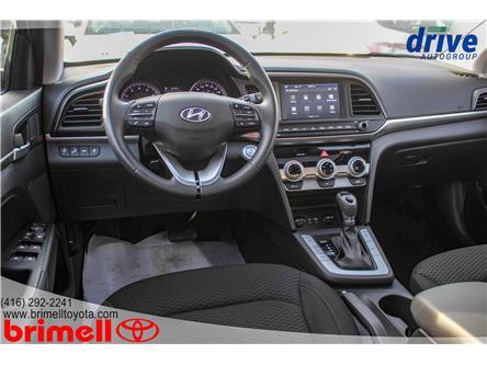 2020 Hyundai Elantra Preferred w/Sun & Safety Package (Stk: 10201R) in Scarborough - Image 2 of 23