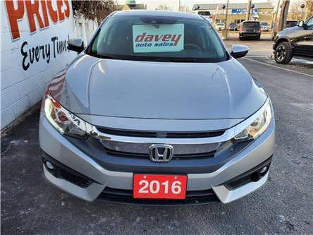 2016 Honda Civic EX-T (Stk: 19-805) in Oshawa - Image 2 of 17