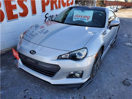 2013 Subaru BRZ Sport-tech (Stk: 19-816T) in Oshawa - Image 1 of 11