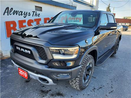 2019 RAM 1500 Rebel (Stk: 20-037) in Oshawa - Image 1 of 17