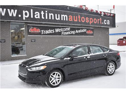 2016 Ford Fusion SE (Stk: PP547) in Saskatoon - Image 1 of 3