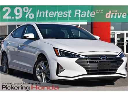 2020 Hyundai Elantra Preferred (Stk: PR1162) in Pickering - Image 1 of 30