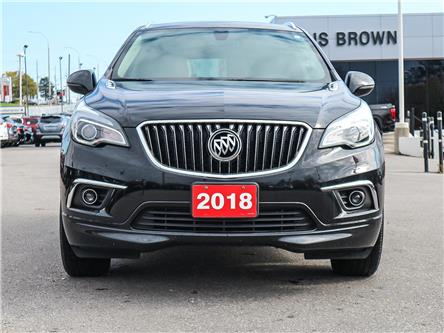 2018 Buick Envision Essence (Stk: D028342T) in WHITBY - Image 2 of 27