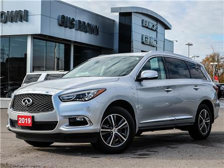 2019 Infiniti QX60 Pure (Stk: C505296P) in WHITBY - Image 1 of 27