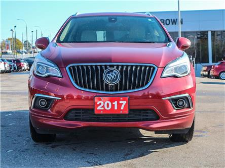 2017 Buick Envision Premium II (Stk: D092128T) in WHITBY - Image 2 of 28