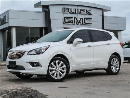 2016 Buick Envision Premium I (Stk: 165162U) in PORT PERRY - Image 1 of 30