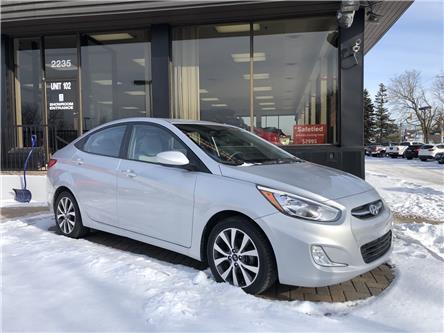 2016 Hyundai Accent GLS (Stk: ) in Ottawa - Image 1 of 19