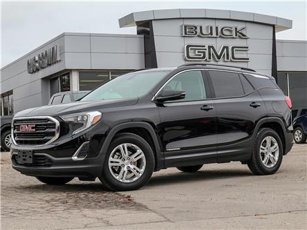 2018 GMC Terrain SLE Diesel (Stk: 253202U) in PORT PERRY - Image 1 of 30