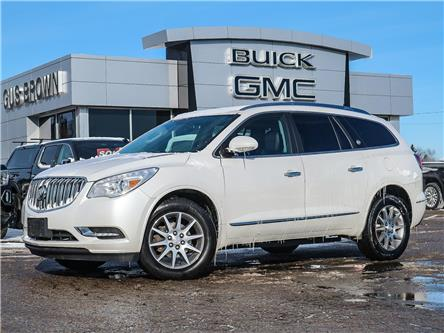 2017 Buick Enclave Leather (Stk: 283120U) in PORT PERRY - Image 1 of 30