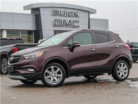 2017 Buick Encore Essence (Stk: 207126U) in PORT PERRY - Image 1 of 29