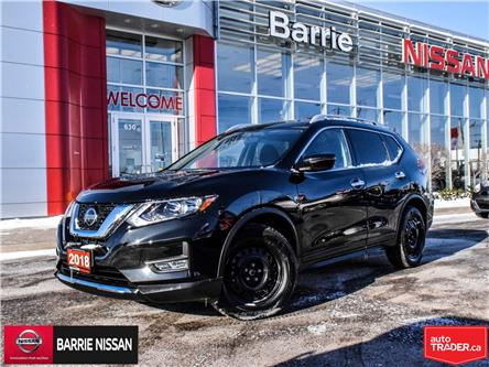 2018 Nissan Rogue SV (Stk: P4614A) in Barrie - Image 1 of 25