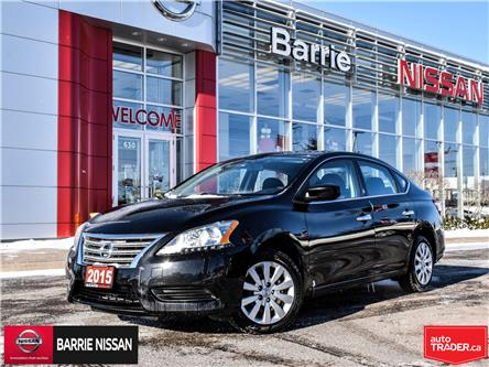 2015 Nissan Sentra 1.8 S (Stk: P4654) in Barrie - Image 1 of 23