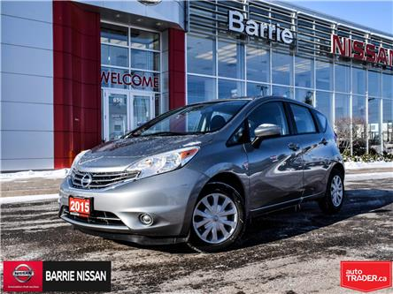 2015 Nissan Versa Note 1.6 SV (Stk: P4653) in Barrie - Image 1 of 24