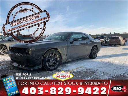 2016 Dodge Challenger R/T Scat Pack (Stk: 19T308A) in Calgary - Image 1 of 2
