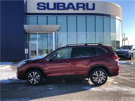 2020 Subaru Forester Limited (Stk: 20SB182) in Innisfil - Image 2 of 15