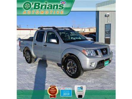2019 Nissan Frontier PRO-4X (Stk: 13129A) in Saskatoon - Image 1 of 23